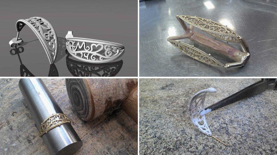 25_ujo_rocks_bespoke_18k_gold_earrings_with_initials_and_wedding_date_progress_pics