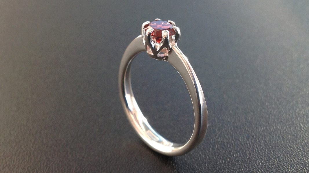 29_ujo_rocks_handmade_sterling_silver_six_claw_solitaire_ring_with_garnet_polished