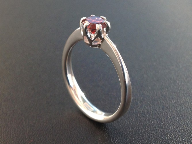 29_ujo_rocks_handmade_sterling_silver_six_claw_solitaire_ring_with_garnet_polished_thumbnail