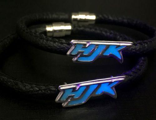 Name tag bracelet