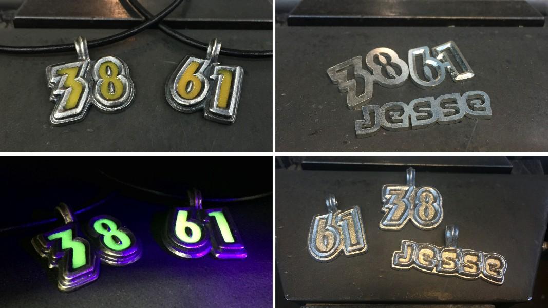 44_ujo_rocks_bespoke_handmade_sterling_silver_player_number_tag_pendants_glow_in_the_dark