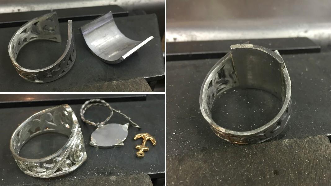 47_ujo_rocks_bespoke_handmade_sterling_silver_and_gold_anchor_ring_progress_pics