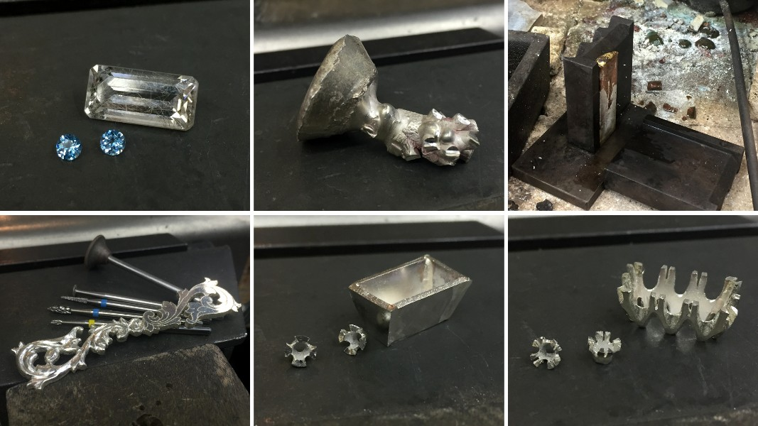 48_ujo_rocks_bespoke_handmade_sterling_silver_and_gold_three_stone_ring_progress_pics