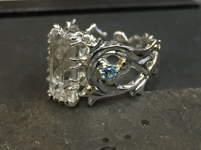 48_ujo_rocks_bespoke_handmade_sterling_silver_and_gold_three_stone_ring_rutilated_quartz_and_topaz_polished_thumbnail