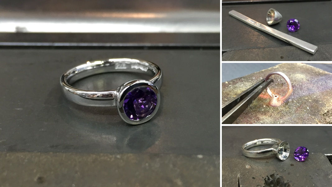 49_ujo_rocks_bespoke_handmade_sterling_silver_solitaire_bezel_set_amethyst_ring_polished_finish_with_progress_pics