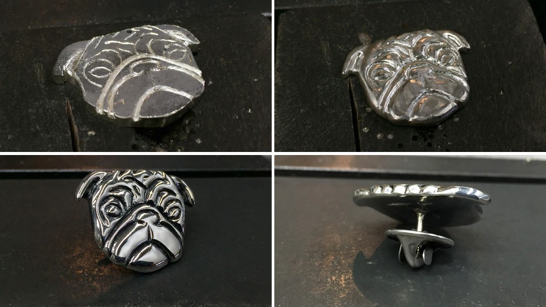 50_ujo_rocks_handmade_sterling_silver_pug_pin_polished_and_oxidized