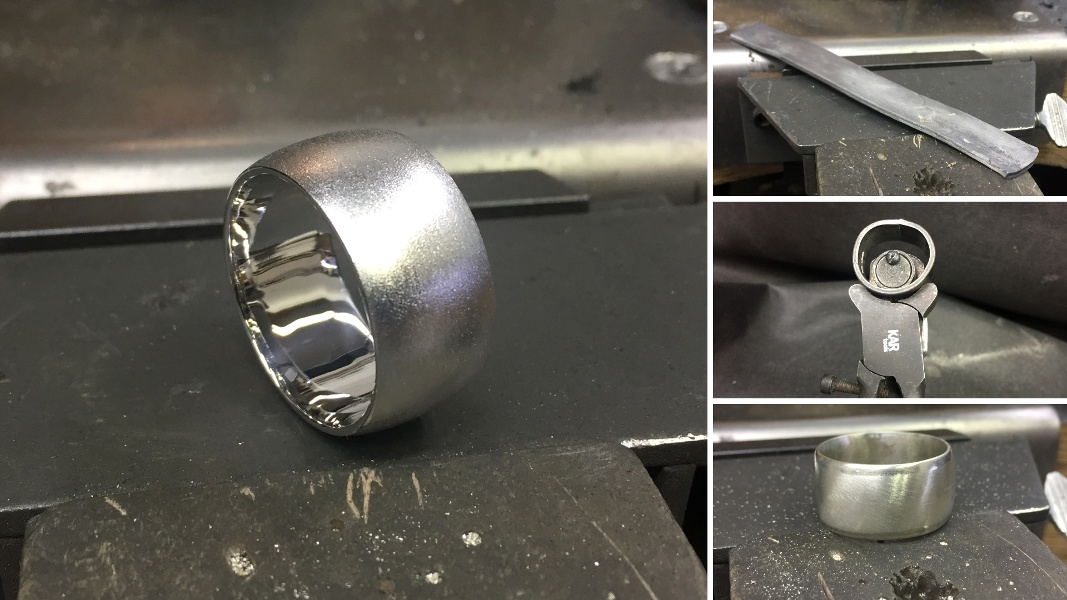 55_ujo_rocks_bespoke_handmade_sterling_silver_thumb_ring_frosted_finish_with_progress_pics