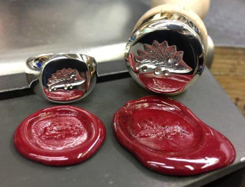 Wax seals
