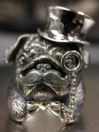 66_ujo_rocks_handmade_sterling_silver_pug_with_tophat_monocle_and_moustache_thumbnail