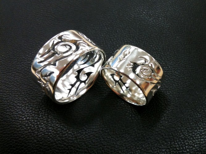 04_ujo_rocks_handmade_sterling_silver_dragon_rings_matte_polished_thumbnail