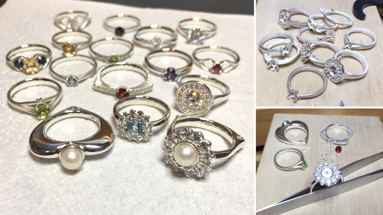 68_ujo_rocks_3d_printed_and_cast_sterling_silver_rings_with_gemstones_and_progress_pics