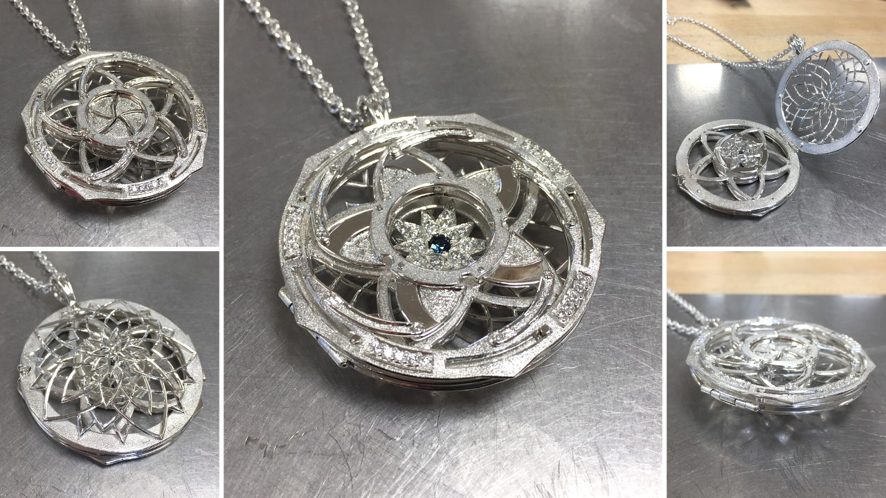 76_ujo_rocks_handmade_sterling_silver_mechanical_pendant_with_sapphire_and_cubic_zirconias_frosted_polished