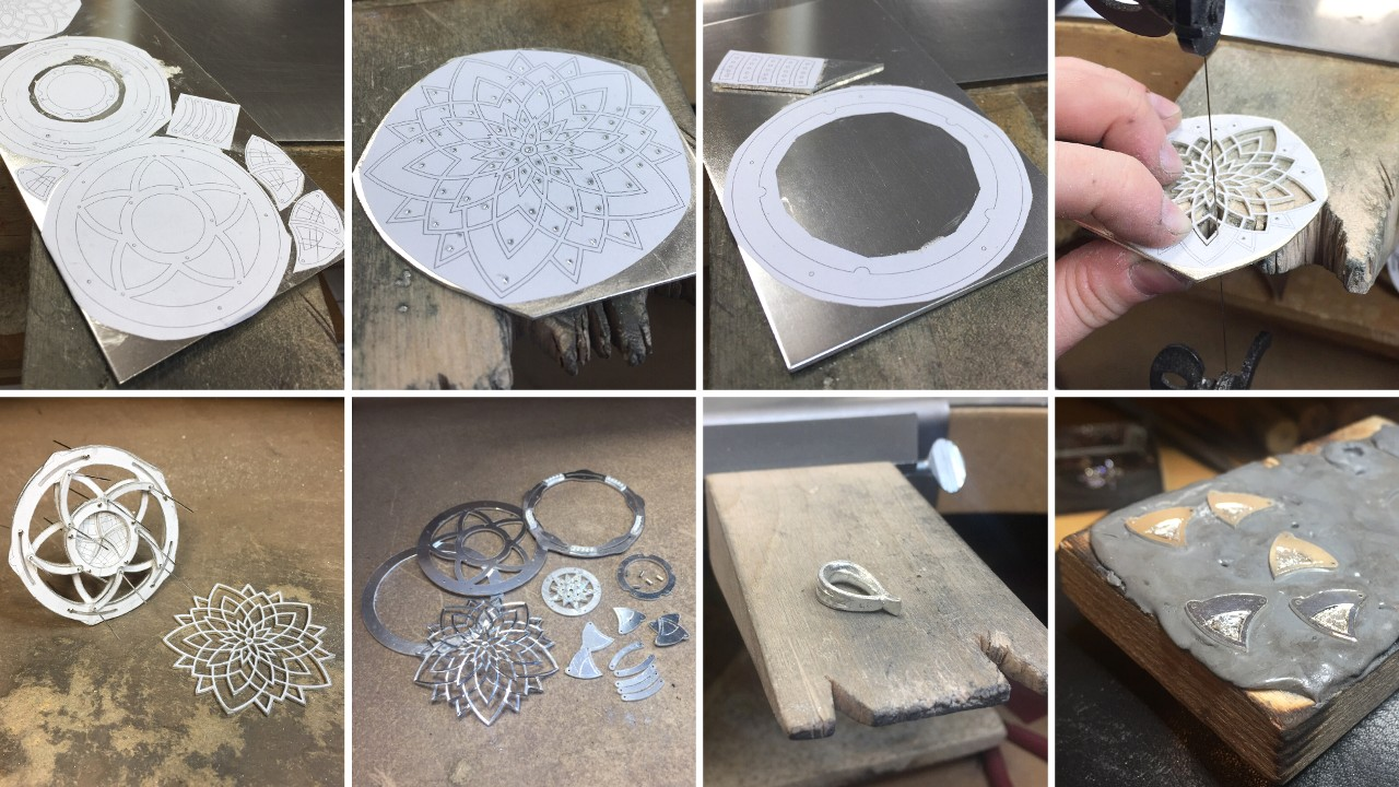 76_ujo_rocks_handmade_sterling_silver_mechanical_pendant_with_sapphire_and_cubic_zirconias_sawing_progress_pics